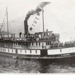 Terminal Steamship Co. vessel Britannia. ca.1902