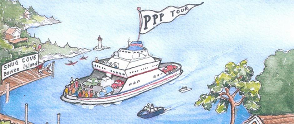 PPP Tour Logo