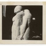 One of the many sculptures created at Lieben. ca 1940's